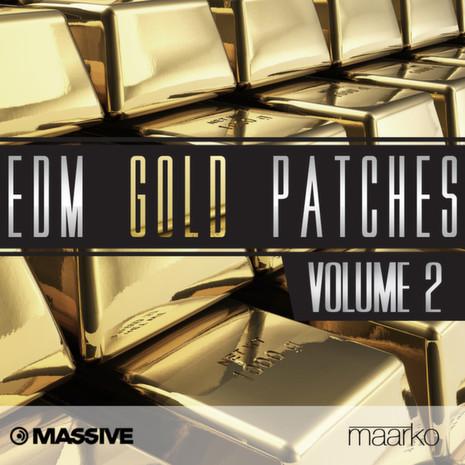 EDM Gold Patches Vol 2