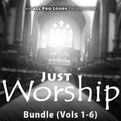 Just Worship Bundle (Vols 1-6)