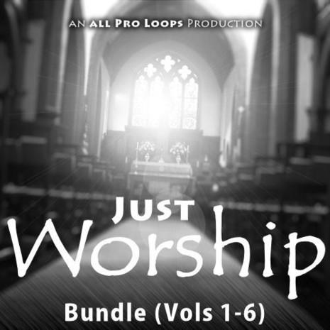 Just Worship Bundle (Vols 1-6)
