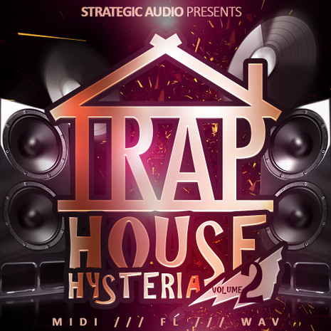 Trap House Hysteria Vol 2