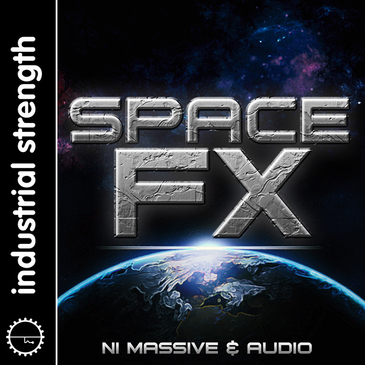 Space FX: NI Massive & Audio
