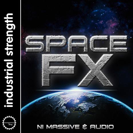 Space FX: NI Massive & Audio