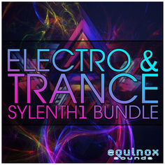 Electro & Trance Sylenth1 Bundle