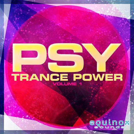 Psy Trance Power Vol 1
