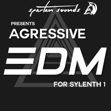 Agressive EDM for Sylenth1