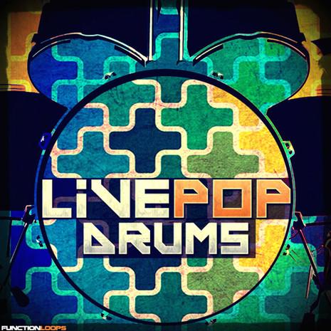 Live Pop Drums