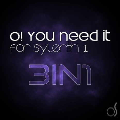 O! You Need It 3-in-1
