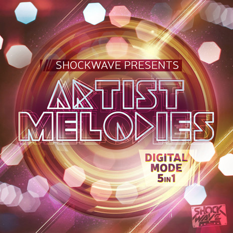 Artist Melodies: DigitalMode 5-in-1 Bundle