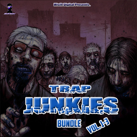 Trap Junkies Bundle (Vols 1-3)