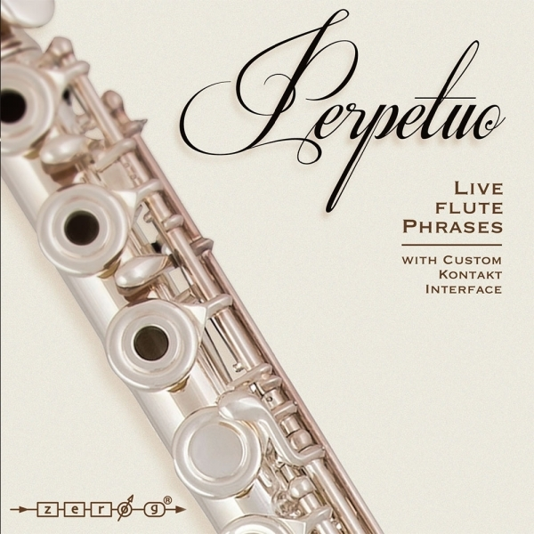 Perpetuo: Live Flute Phrases