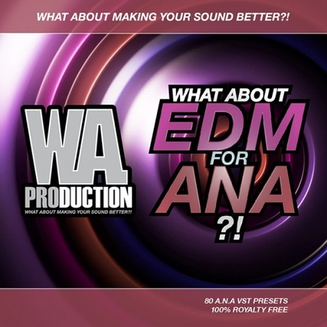What About: EDM For ANA