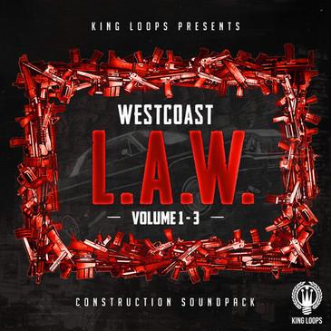 West Coast L.A.W. Bundle (Vols 1-3)