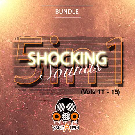 Shocking Sounds 5-in-1 (Vols 11-15)