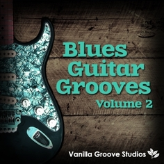 Blues Guitar Grooves Vol 2