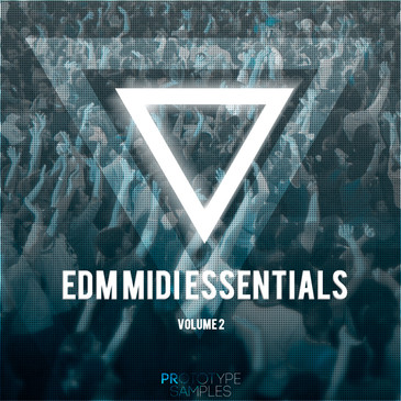 EDM MIDI Essentials Vol 2