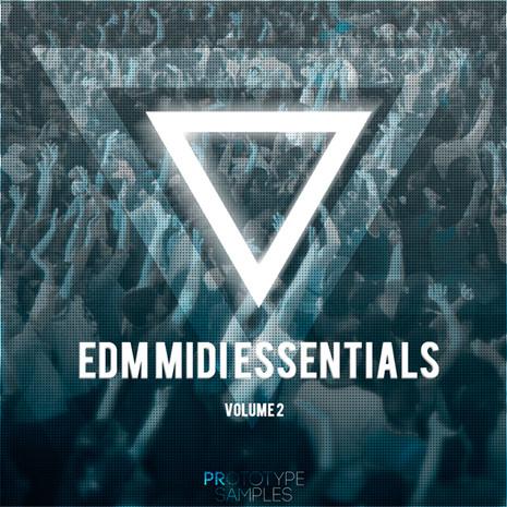 EDM MIDI Essentials Vol 2