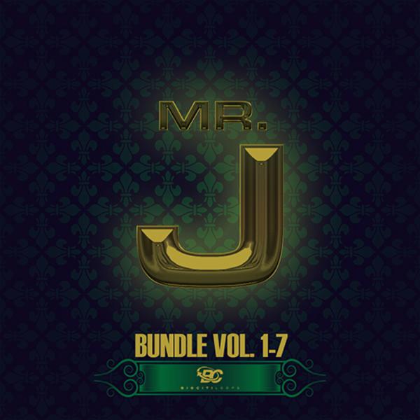 Mr. J Bundle (Vols 1-7)