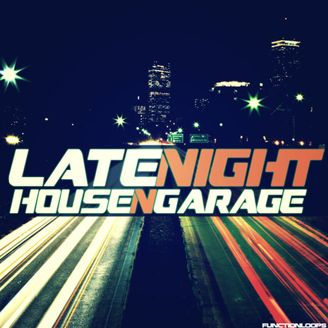 Late Night House & Garage