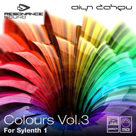 Aiyn Zahev: Colours Vol 3 - Sylenth1