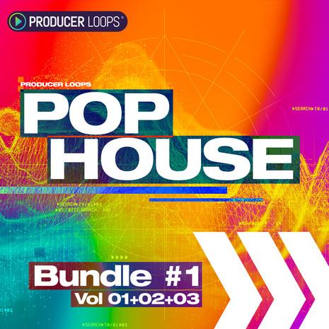 Pop House Bundle (Vols 1-3)