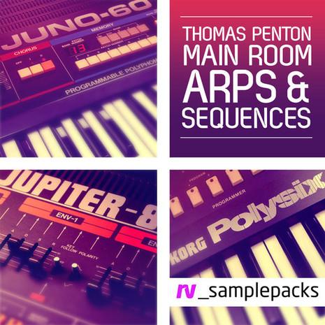 Thomas Penton: Main Room Arps & Sequences