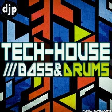 FREE Tech-House Bass & Drums
