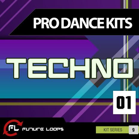 Pro Dance Kits: Techno 01
