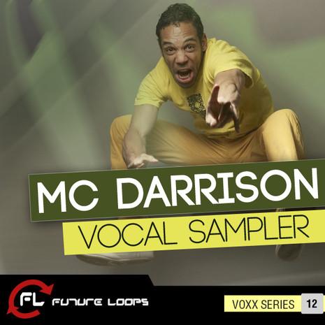 MC Darrison: Vocal Sampler