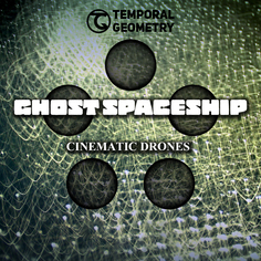 Ghost Spaceship: Cinematic Drones