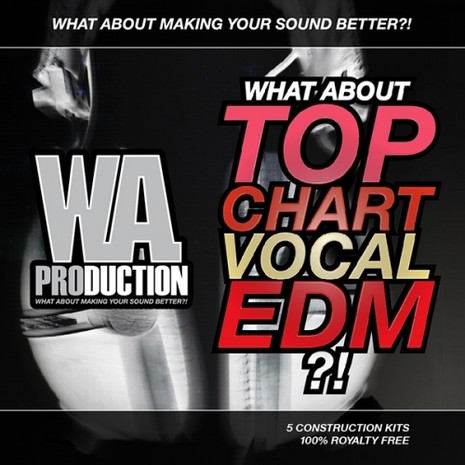 What About: Top Chart Vocal EDM