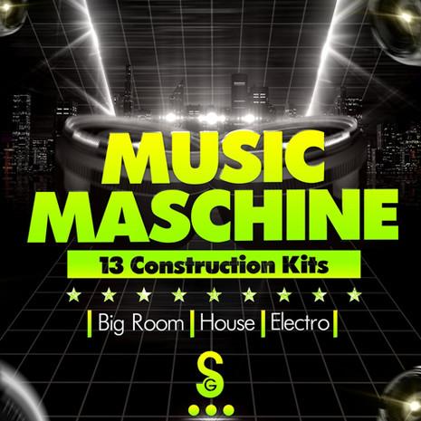 Music Maschine Vol 1