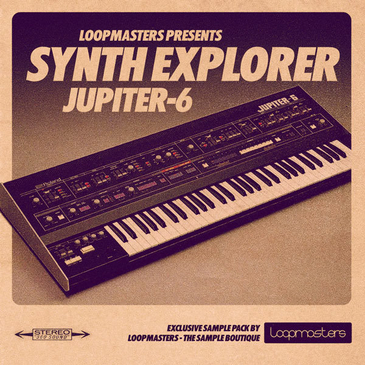 Synth Explorer: Jupiter 6