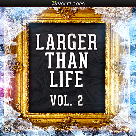 Larger Than Life Vol 2