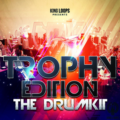 Trophy Edition: Drum Kit