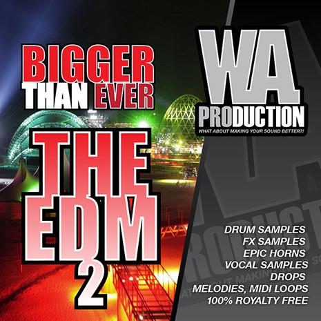 Bigger Than Ever: The EDM 2