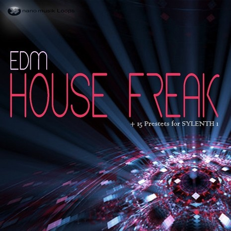 EDM House Freak