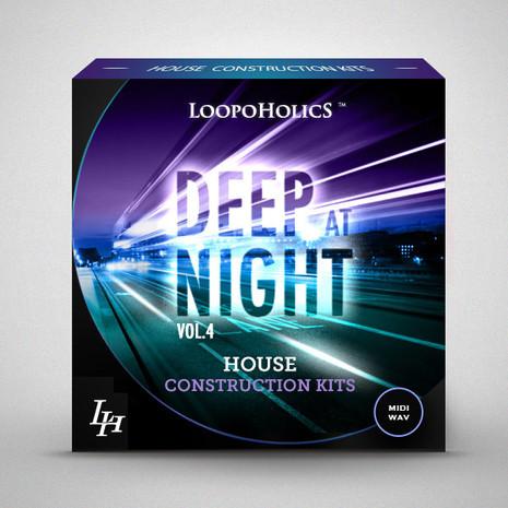Deep At Night Vol 4: House Construction Kits