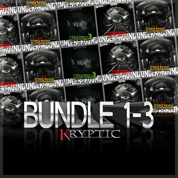 Underground Strategy Bundle (Vols 1-3)