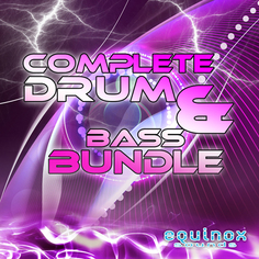Complete Drum & Bass Bundle