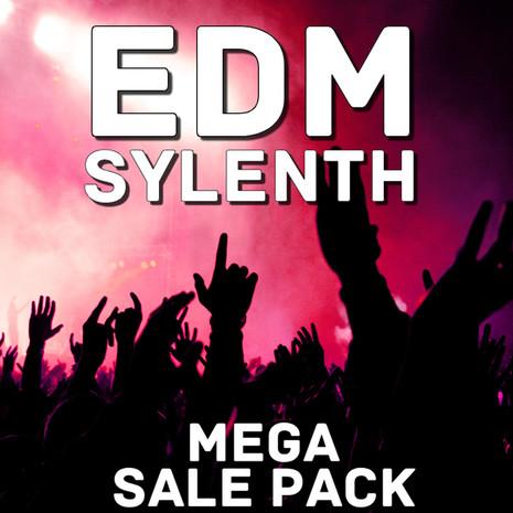 EDM Sylenth Mega Sale Pack