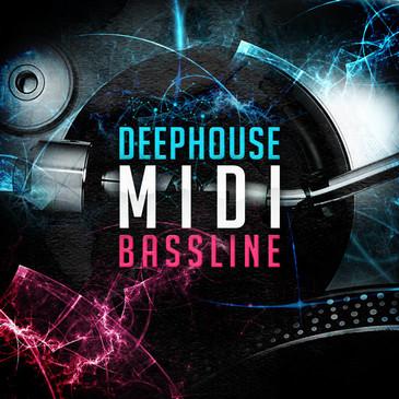 Deep House MIDI Basslines