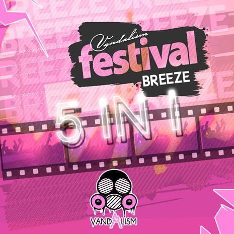 Festival Breeze 5-in-1