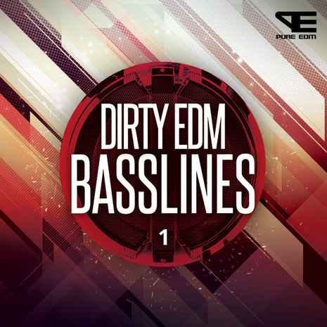 Dirty EDM Basslines Vol 1