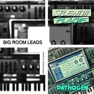 Sylenth1 Plague: BigRoom Leads