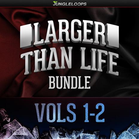 Larger Than Life Bundle (Vols 1 & 2)