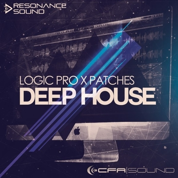 CFA-Sound: Logic Pro X Deep House Patches