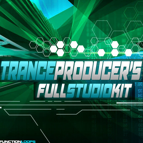 Trance Producer's Full Studio Kit