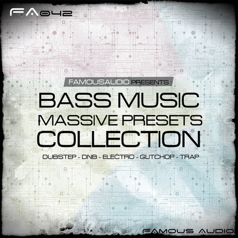 Bass Music Massive Presets Collection