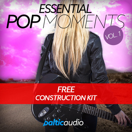 Essential Pop Moments Vol 1: Free Construction Kit