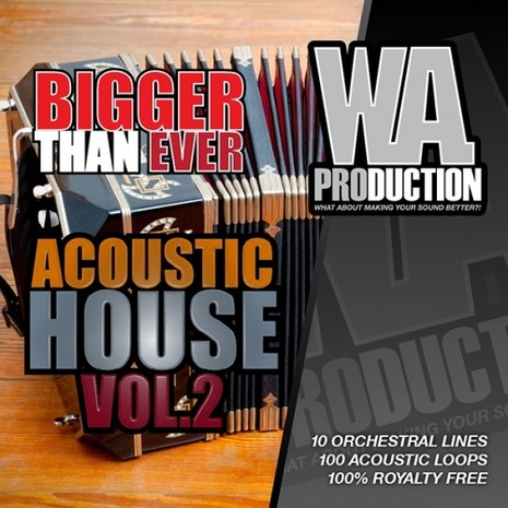 Bigger Than Ever: Acoustic House Vol 2